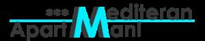 Apartmani Mediteran logo